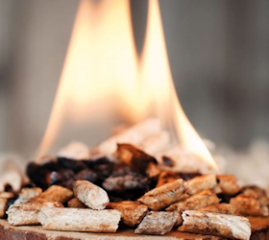 Living without gas through torrefied biomass