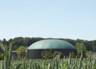 Richtlijnen voor middelgrote en grote biogasinstallaties