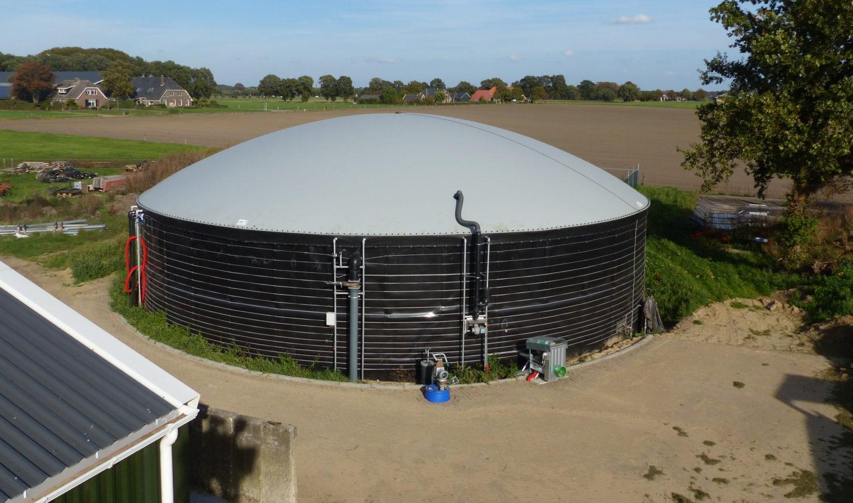 Mestverwerking op boerderijschaal in Bathmen
