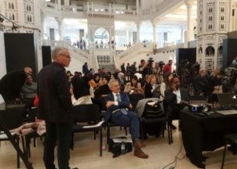 CCS at symposium in Algeria