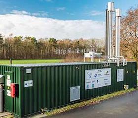 Voortgang project Biogas I: Mestverwerking met groen gas productie