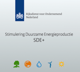 Openstelling SDE+