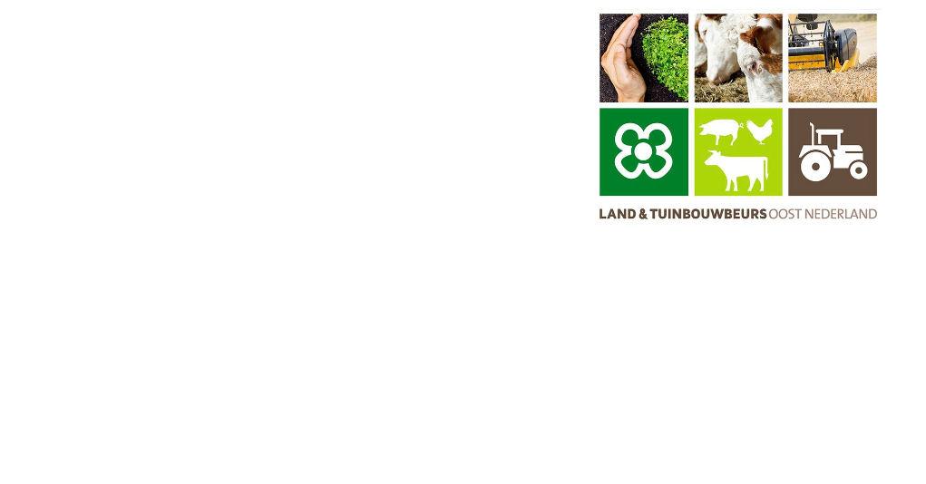 Banner-Land en tuinbouwbeurs