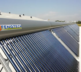 Great developments within our solar thermal project