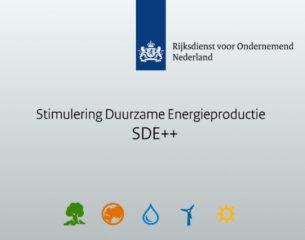 Blog: Nieuwe SDE++ tarieven voor 2021