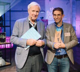 CCS wint Jan Terlouw Innovatieprijs 2021!